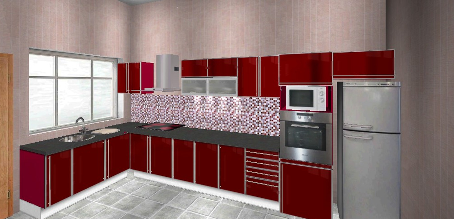 Kitchens sharjah uae kitchen cabinet door styles cabinet door styles - Custom Kitchen Cabinetry
